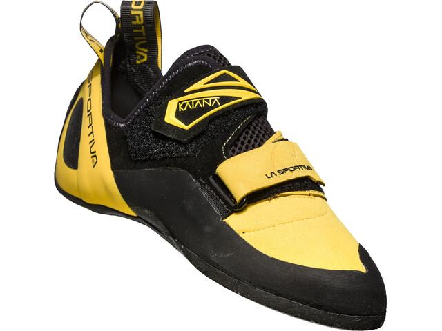 La Sportiva Katana Climbing Shoes Men Yellow/Black